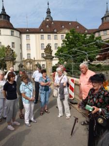 Ausflug Hohenlohe